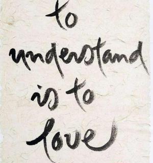 to-understand-is-to-love Nieuwsbrieven van Leven in Aandacht