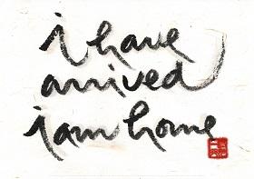 En_i-have-arrived-i-am-home Nieuwsbrieven van Leven in Aandacht