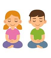 kids-meditating Nieuwsbrieven van Leven in Aandacht