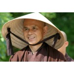 foto op canvas Thich Nhat Hanh