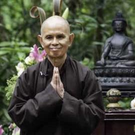 Opnieuw Beginnen: dharmalezing door Thich Nhat Hanh
