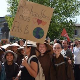 Actie vanuit het hart - Online retraite voor activisten