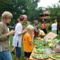 Plum Village 21 - 28 september: Happy Farm Experience Week
