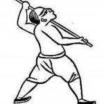 27 okt. Dag van Aandacht met Qi Kong stokoefeningen in Vriendenhuis