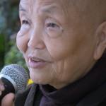 Buddha to be: een portret van Sister Chân Không. Zondag 8 april 15.15 u NPO2