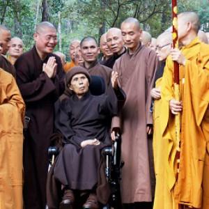 Broeder Phap Dung over de laatste lessen van Thich Nhat Hanh