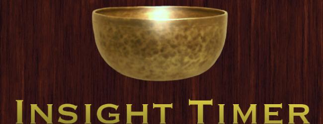 Blog - Samen online mediteren met de Insight Timer