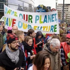 Oproep tot deelname klimaatstaking op 20 en 27 september