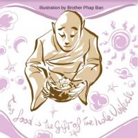 Mindful eating, vegetarische recepten uit Plum Village