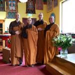 Retraite met monniken en non: mooie balans tussen stilte, inzicht, beweging en verbinding