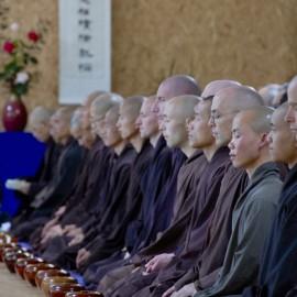 Plum Village vraagt donaties voor levensonderhoud kloosterlingen