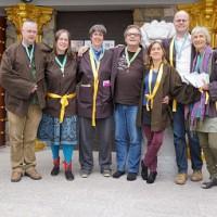 Zeven nieuwe leden voor de Orde van Interzijn