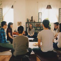 SanghaOpbouw weekend 2017: feedback op je eigen werk als begeleider