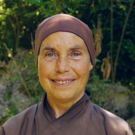 In mei diverse events met nonnen en monniken van Plum Village