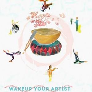 Wake Up Your Artist, creatieve retraite voor jongeren in EIAB